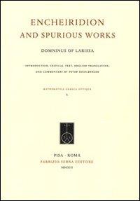Encheiridion and spurious works