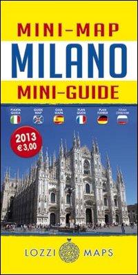 Milano mini map.