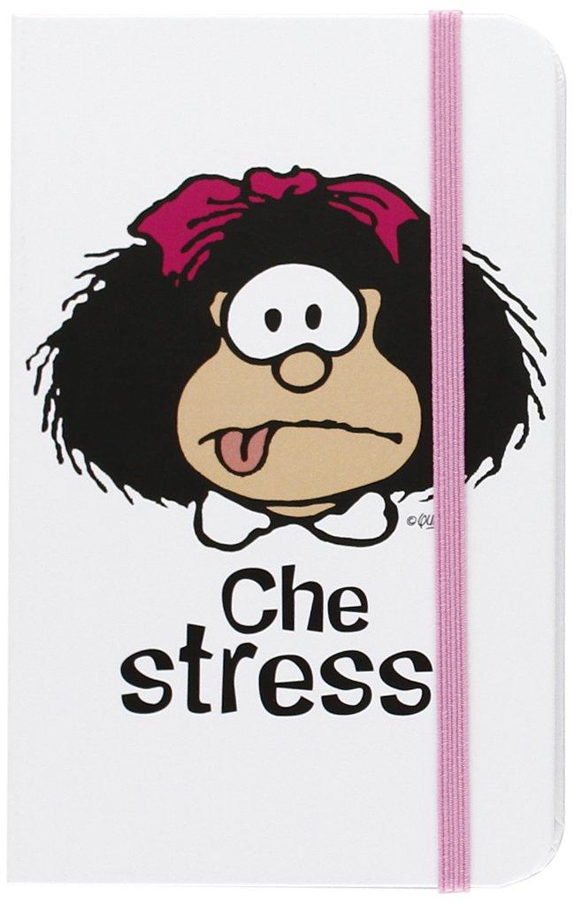 Mafalda. Che Stress. Taccuino Editoriale