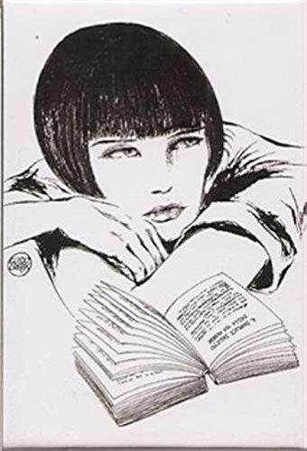 Valentina. Libro (Magnete)