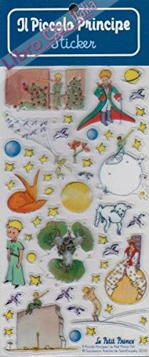 Piccolo Principe Stickers. Singolo