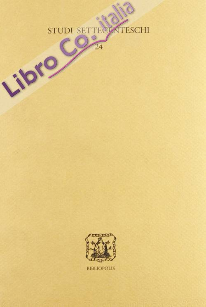 Studi Settecenteschi N. 24/2004