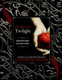 Twilight. Quattro Diari Da Collezione (Cofanetto)