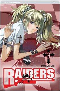 Raiders. Vol. 3