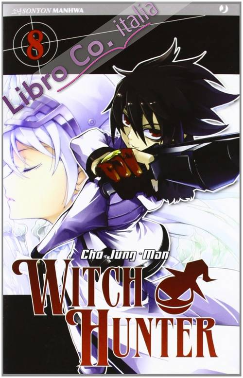 Witch Hunter. Vol. 8