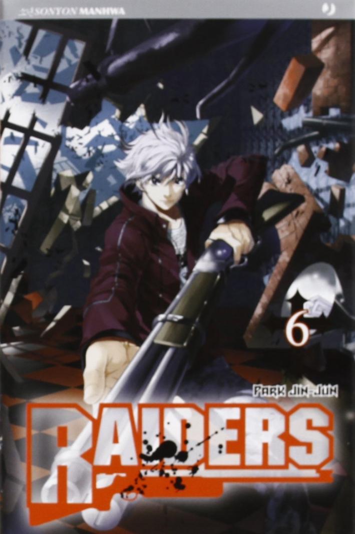 Raiders. Vol. 6
