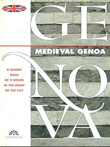 Medieval Genoa (Inglese)