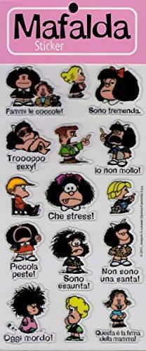 Mafalda. Sticker