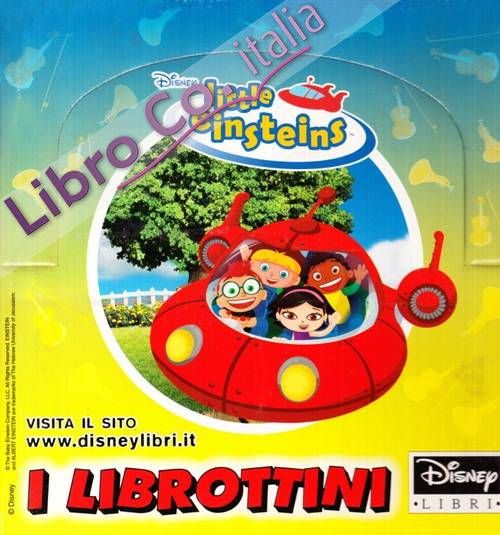 Little Einsteins (Scatola 20 Pz.)