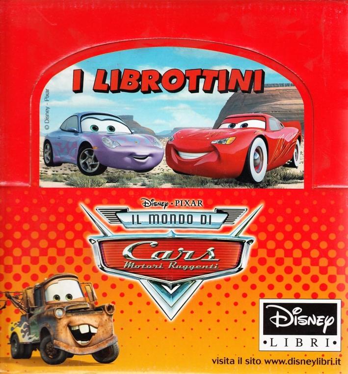 World Of Cars (Scatola 20 Pz.)