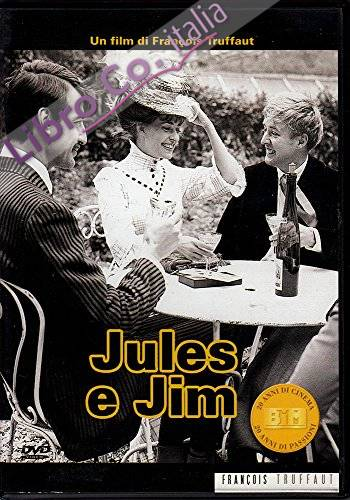 Jules E Jim. Dvd.