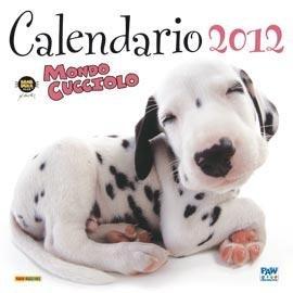 Calendario Mondo Cucciolo 2012.