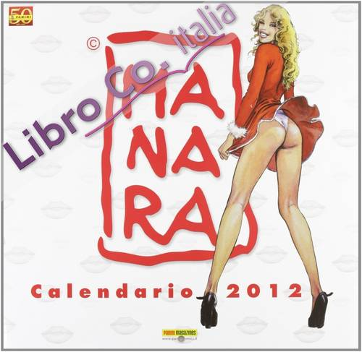 Calendario Manara 2012.