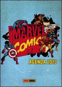 Agenda Marvel 2013.