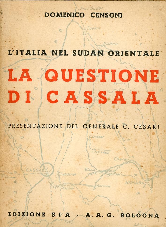 La Questione di Cassala.