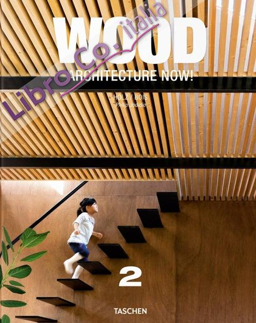 Architecture Now! Wood. Vol. 2.