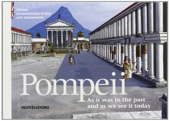 Pompei Ieri e Oggi. [English Ed.].