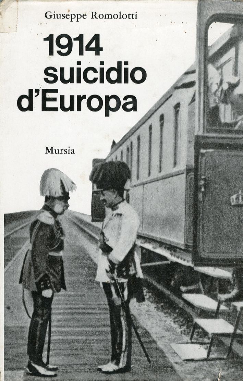 1914 Suicidio d'Europa.