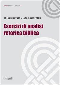 Esercizi di analisi retorica biblica