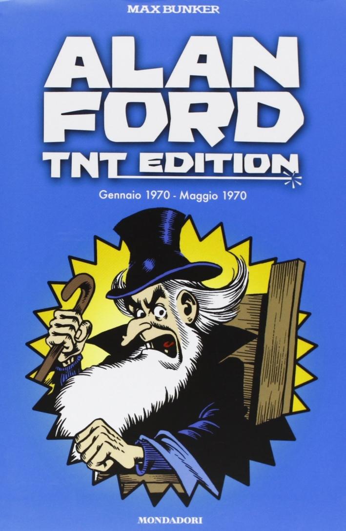 Alan Ford. TNT edition. Vol. 2: Gennaio 1970-Maggio 1970