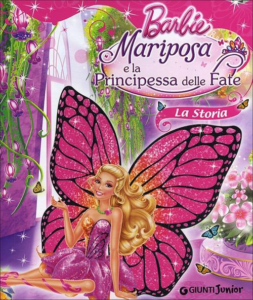 Barbie Mariposa e la principessa delle fate. La storia