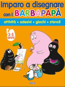 Imparo a disegnare con i Barbapapà. Ediz. illustrata