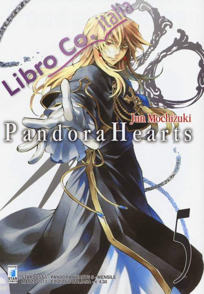 Pandora hearts. Vol. 5
