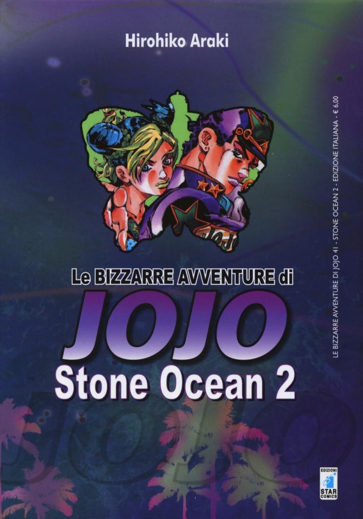 Stone ocean. Le bizzarre avventure di Jojo. Vol. 2