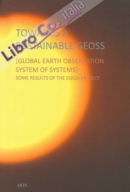 Towards a Sustainable Geoss. (Global Earth Observation System of Systems) Some Results of the Egida Project.