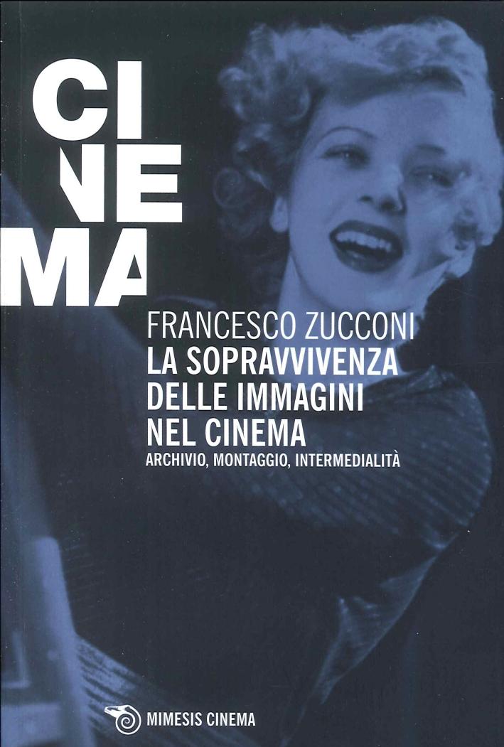 La Sopravvivenza delle Immagini nel Cinema. Archivio, Montaggio, Intermedialità