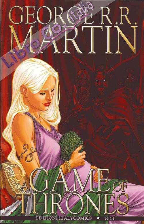 A Game of thrones. Vol. 11