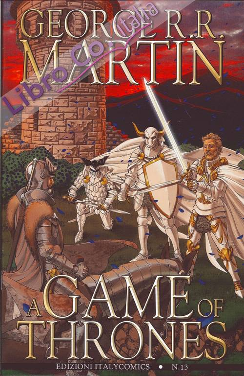A Game of thrones. Vol. 13