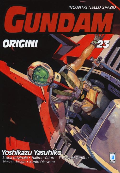 Gundam origini. Incontri nello spazio. Vol. 23