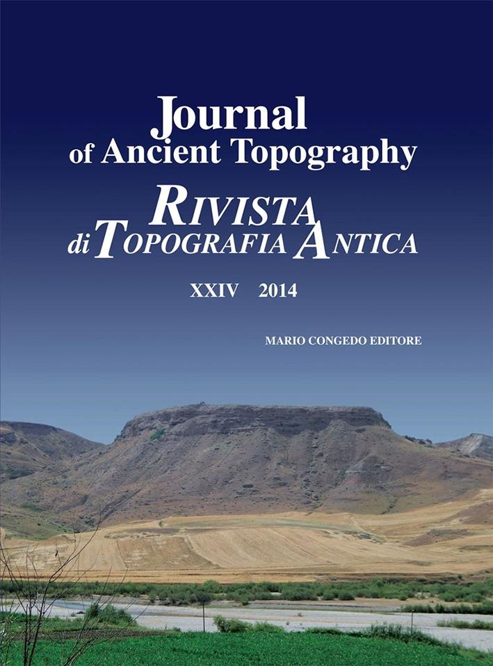 Journal of ancient topography. Rivista di topografia antica. Vol. 21. 2011
