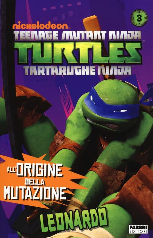 Leonardo. Turtles Tartarughe Ninja