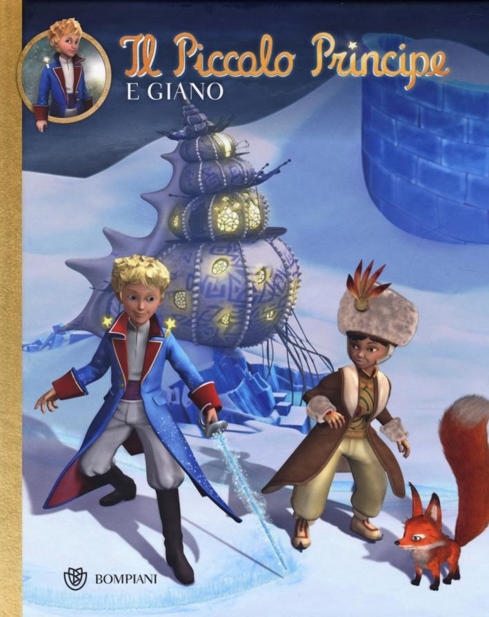 Il Piccolo Principe e Giano. Ediz. illustrata