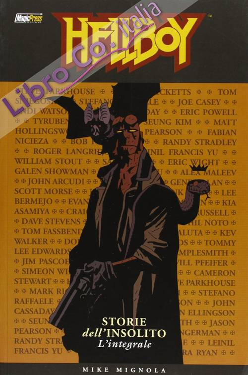 Storie dell'insolito. L'integrale. Hellboy