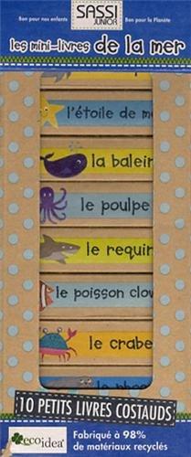 Les mini-livres de la mer. Ediz. illustrata