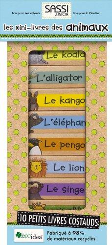 Les mini-livres des animaux. Ediz. illustrata