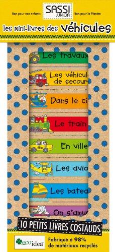 Les mini-livres des véhicules. Ediz. illustrata