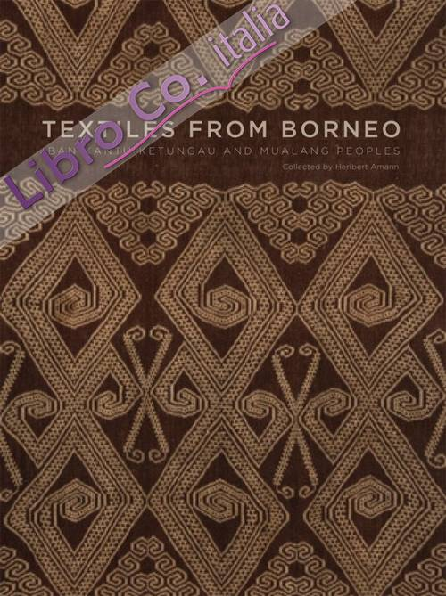 Textiles from Borneo. Iban kantu ketungau and Mualang peoples