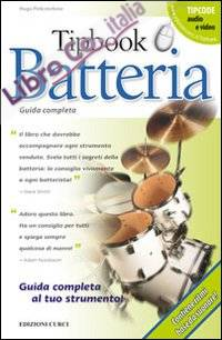 Tipbook. Batteria