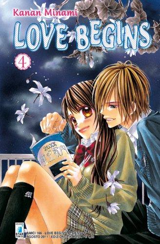 Love begins. Vol. 4