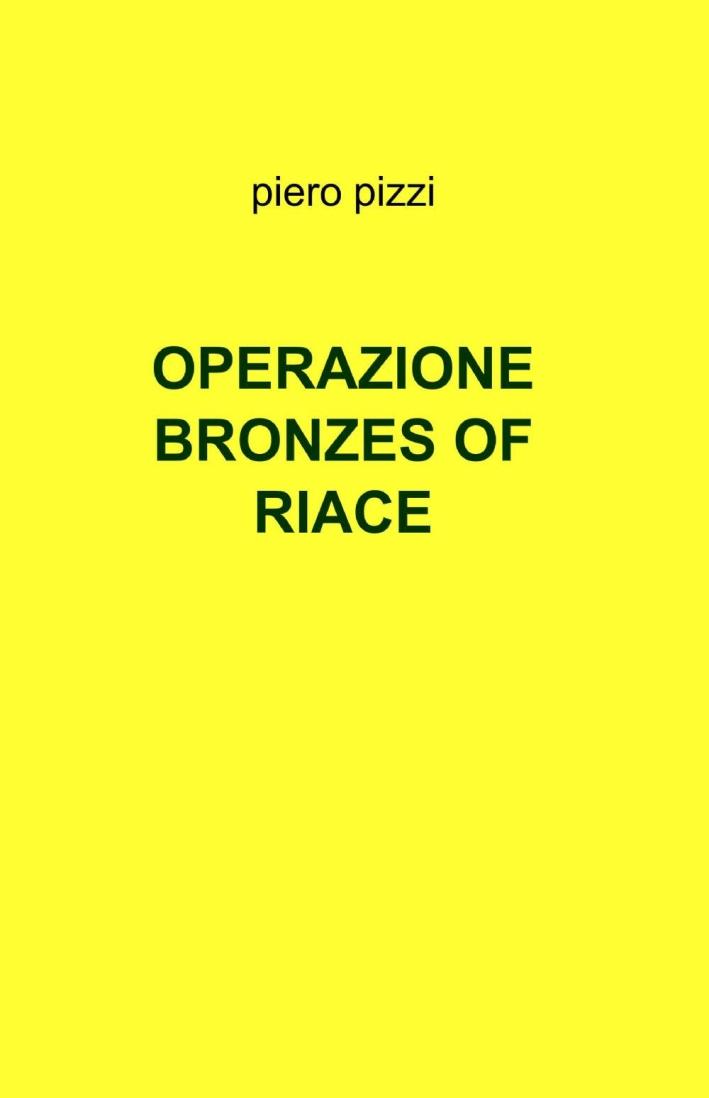 Operazione bronzes of Riace