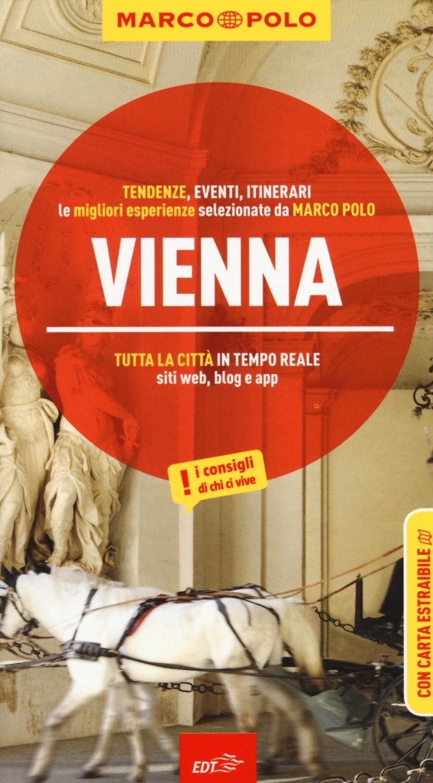 Vienna. Con atlante stradale