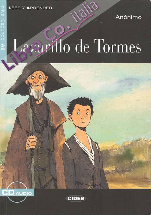Lazarillo De Tormes. [CD Audio]