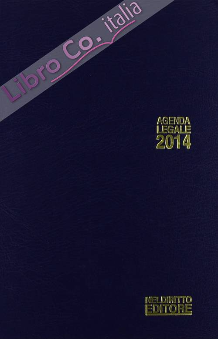 Agenda legale 2014