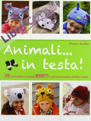Animali... in testa!