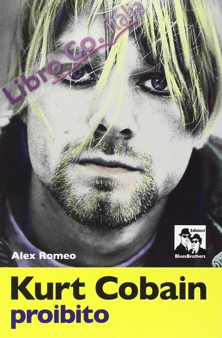 Kurt Cobain proibito.