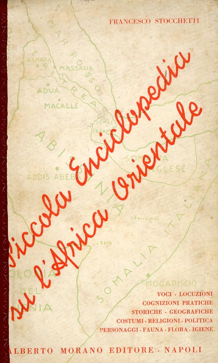 Piccola Enciclopedia sull'Africa Orientale.